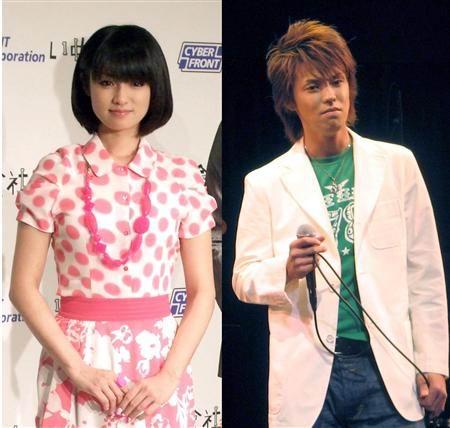 深田恭子被曝新恋情与21岁新星已处半同居状态