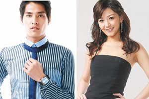 蓝正龙和王怡仁到东京谈恋爱去。