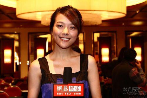 汪涵专程前来捧场,令杨乐乐十分开心。