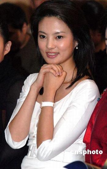 刘芳菲资料照片