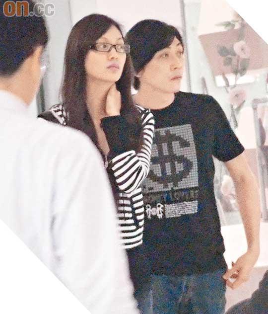 亚姐颜子菲搭上已婚导演不求婚姻只求开心(图)