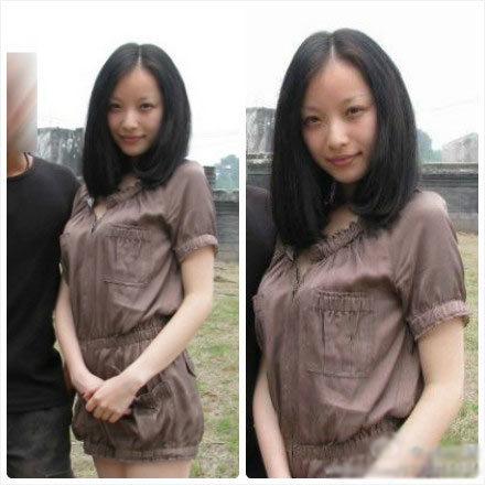 网友扒出新谋女郎玉墨扮演者为南广学生倪妮