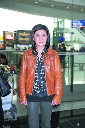 乐易玲前日证实强奸案受害者是TVB艺人