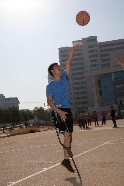 篮球是最好的伙伴