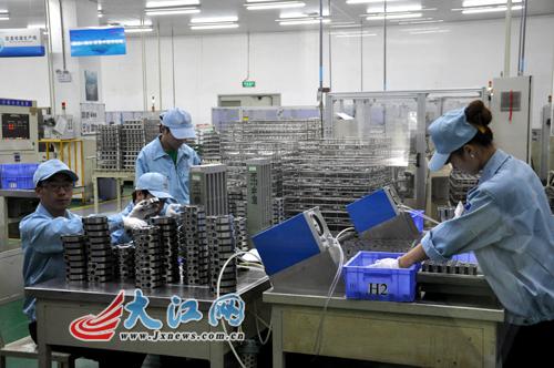 """小微企业发展_小微企业是南昌未来产业发展的""""新天地""""(图)-江西新闻网 ..."""
