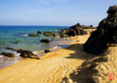 秦皇岛黄金海岸:海水浴、阳光浴的理想地点