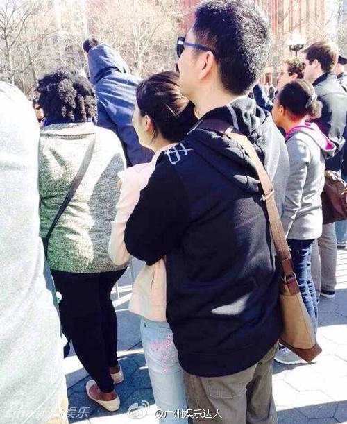 刘强东承认恋情:小天是最单纯善良的