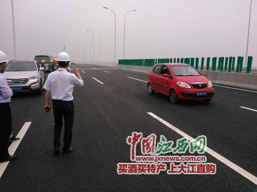 南昌朝阳大桥已正式通车