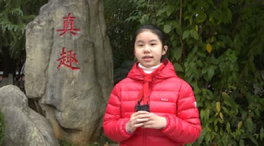 【大江视频】收获与梦想:学好本领 为祖国发展尽一份力量