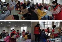 景德镇市第四人民医院开展党员志愿服务活动(图)