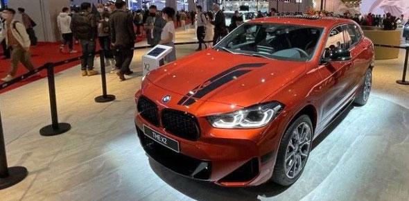 宝马携 8 款重磅车型亮相上海车展 BMW X2 曜夜版 / 锋芒版正式上市