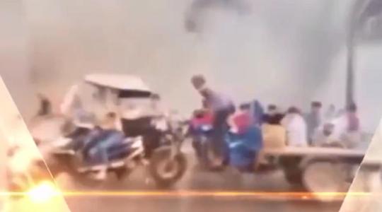 液化石油气泄漏爆炸事故警示教育片