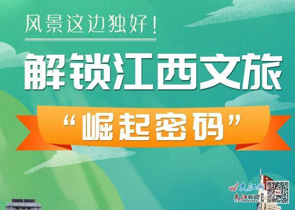 """图解丨风景这边独好!解锁江西文旅""""崛起密码"""""""