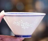富玉 新中式斗笠碗餐具