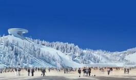 冬奥会公共艺术作品最佳作品亮相